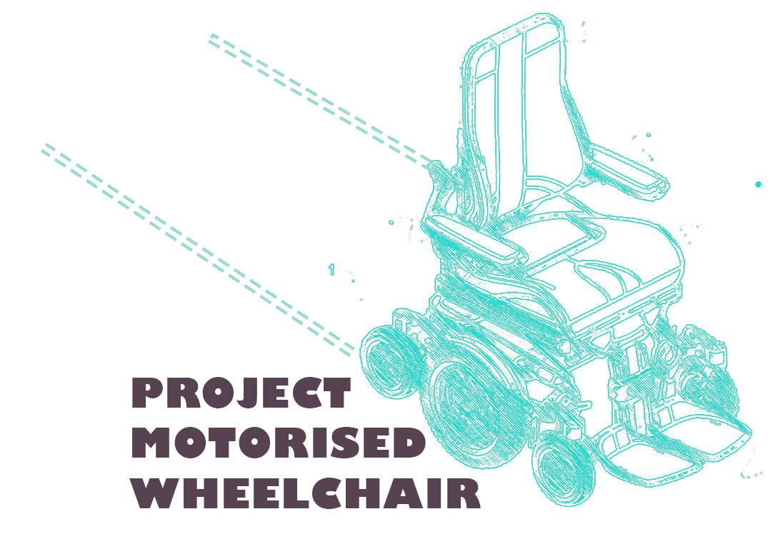 Project Motorised Wheelchair