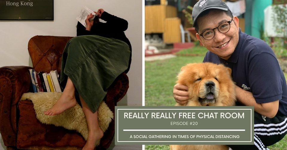 Really Really Free Chat Room Series