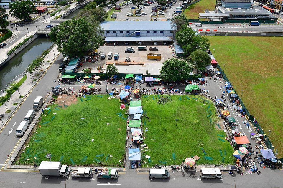 Sungei Road Market Tour and Workshop