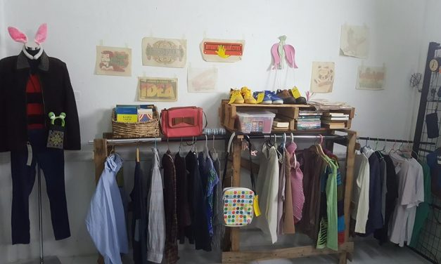 Garage Sale: Your Mother Gallery Fundraising