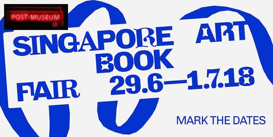 Post-Museum at Singapore Art Book Fair