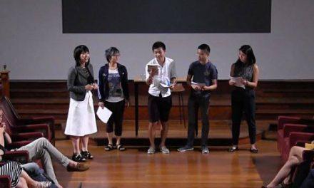 Artist Talk: Zou Zhao