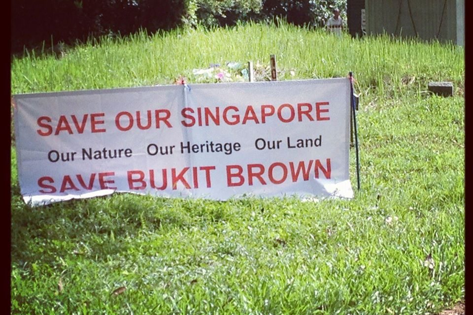 OutPost 37: Intro to Bukit Brown