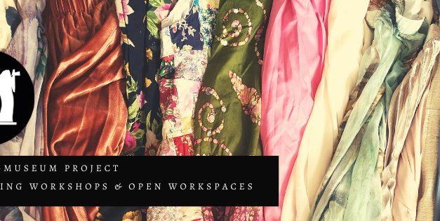 Sewing Workshop with Renew Earth Sweatshop