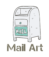 Join our mail Art Network!