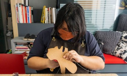 Creating change, reducing fashion waste at the Renew Earth Sweat Shop